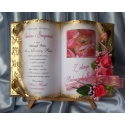 SKJUB70-13 kartki na rocznicę ślubu