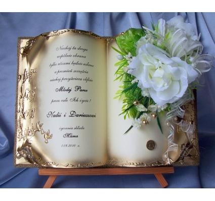 4bb3ab9d9f2f93 SKSP82-122 Prezenty ślubne (ID: 1416) - Od Rodziców, Prezent na Ślub - Art  Hand Studio Artystyczne