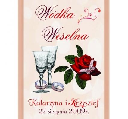 SK NAKLEJKA NA ŚLUB -10