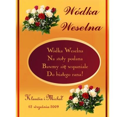 SK NAKLEJKA NA ŚLUB -12