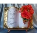 SKUSC-78 Księga z życzeniami dla jubilatów