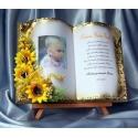 SKDB57-105 księga z życzeniami dla babci