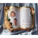 SKDB57-126 kartki, laurki na dzień babci i dziadka