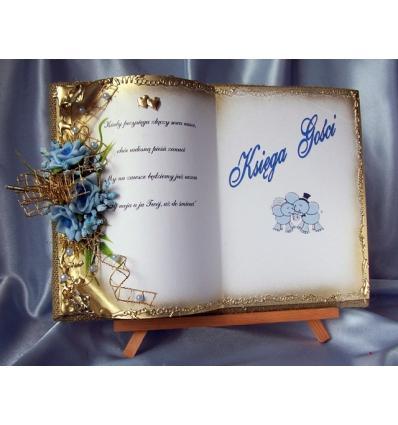 SKSKG47- 9 księgi do wpisów na slub