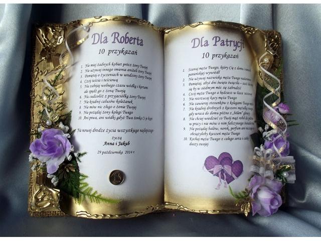 Sksldek65 32 Wiersze Dla Nowożeńców Id 3722 Dekalog