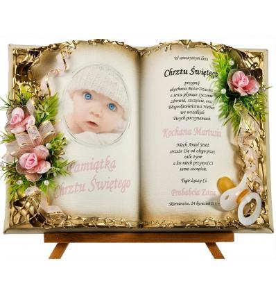 SKCH48-190 księga pamiatkowa dla dziecka