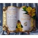 SKJUB69-42 prezenty na złote wesele