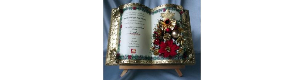 Firmowe kartki Świąteczne- Firmy, Urzędy, Instytucje