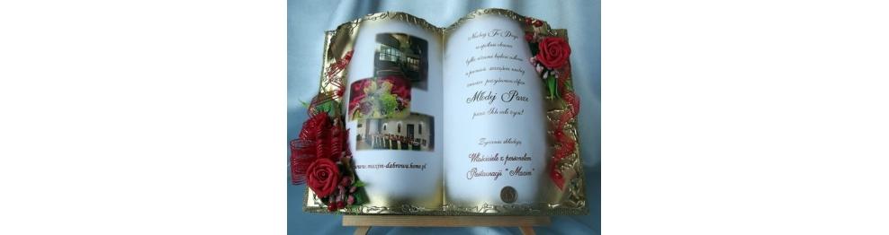 oferta dla hoteli, restauracji, gastronomii Rękodzieło z życzeniami- idealny prezent od właściciela i obsługi Restauracji