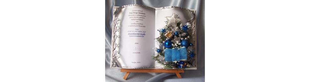 oferta dla kontrahentów - życzenia świąteczne, podziękowania