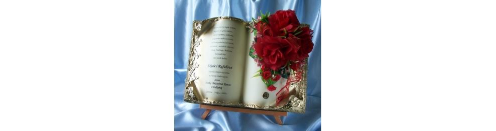 od Matki Chrzestnej, Ojca Chrzestnego Prezent na Ślub