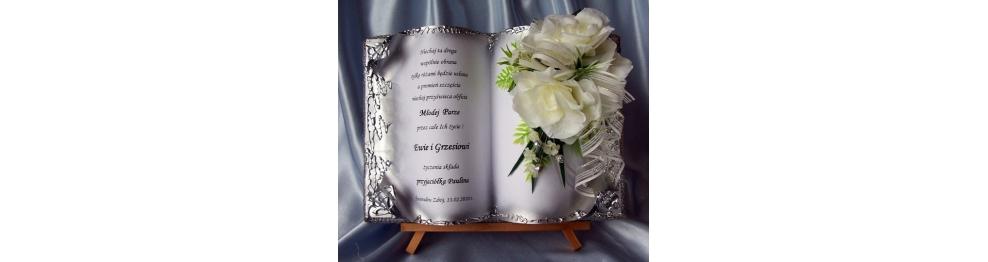 od Innych, Ślubne życzenia- Pamiątki Ślubu