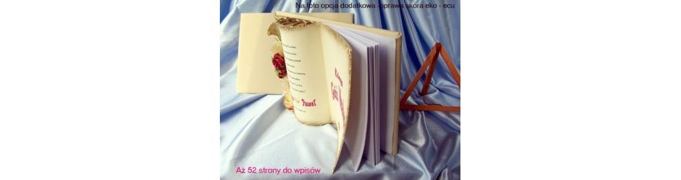 Księga gości do wpisów