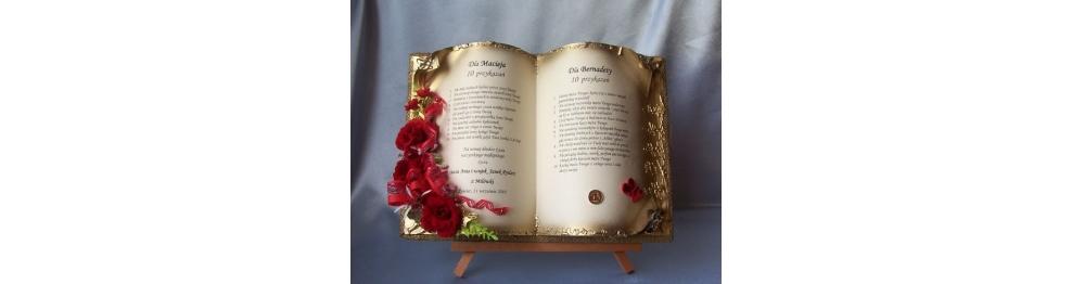 Dekalog- życzenia z okazji Ślubu na wesoło